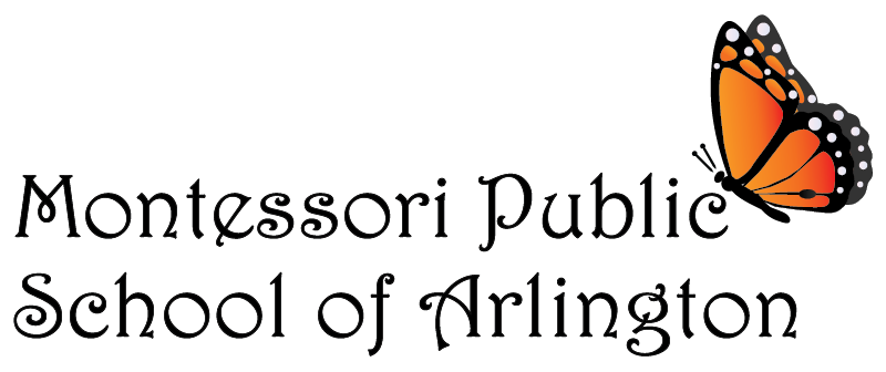 Montessori Public School of Arlington logo