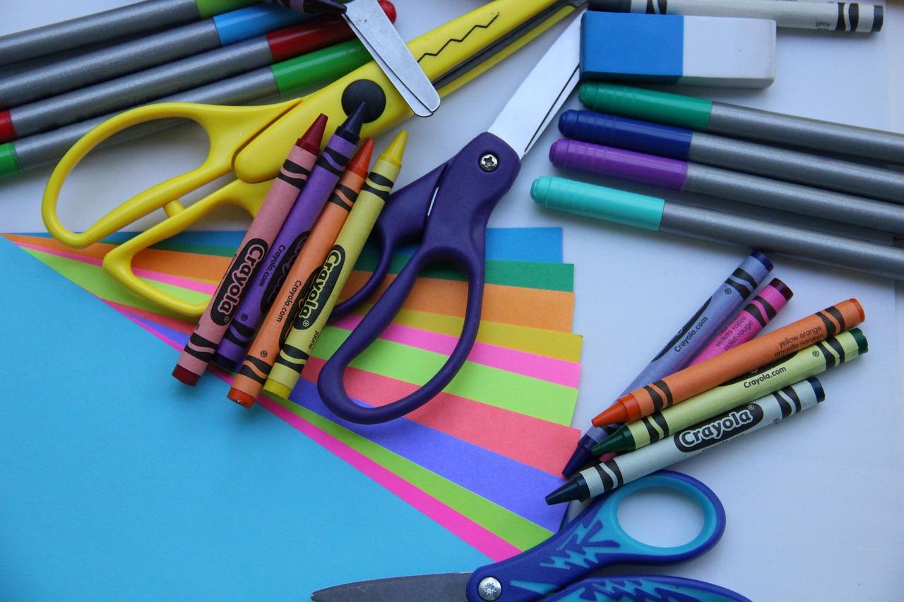 School Supplies List For 2021-2022
