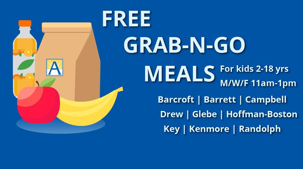 Free Grab-n-Go Meals