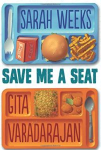 Save Me a Seat Book Cover