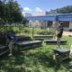 Outdoor Learning Benches