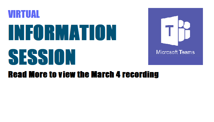 MPSA Information Session