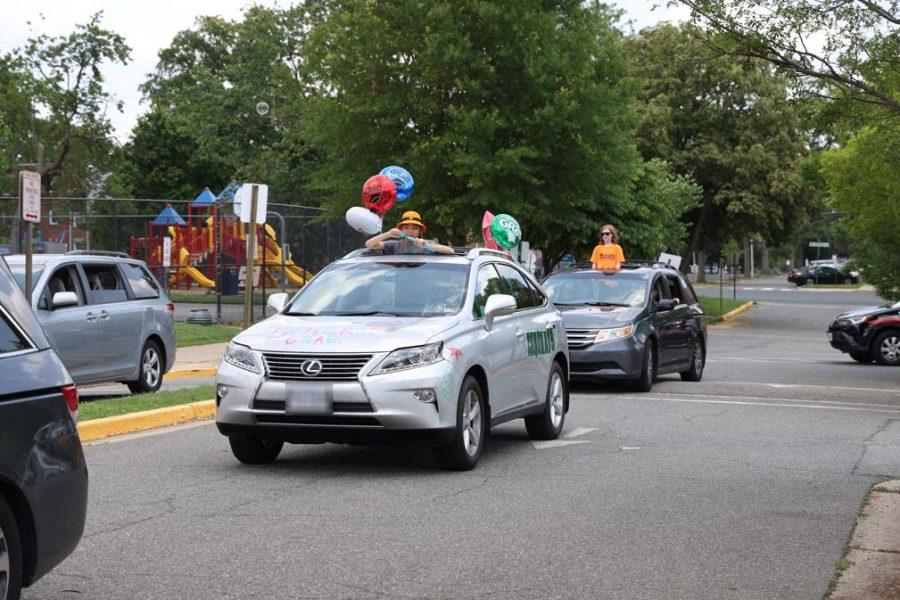 5th Grade Parade 2021