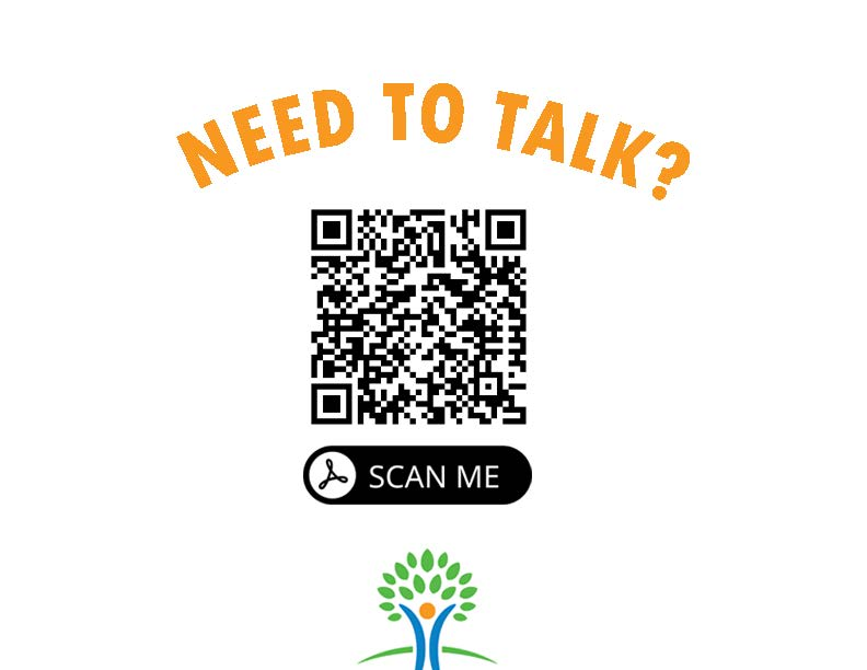 Need to talk?